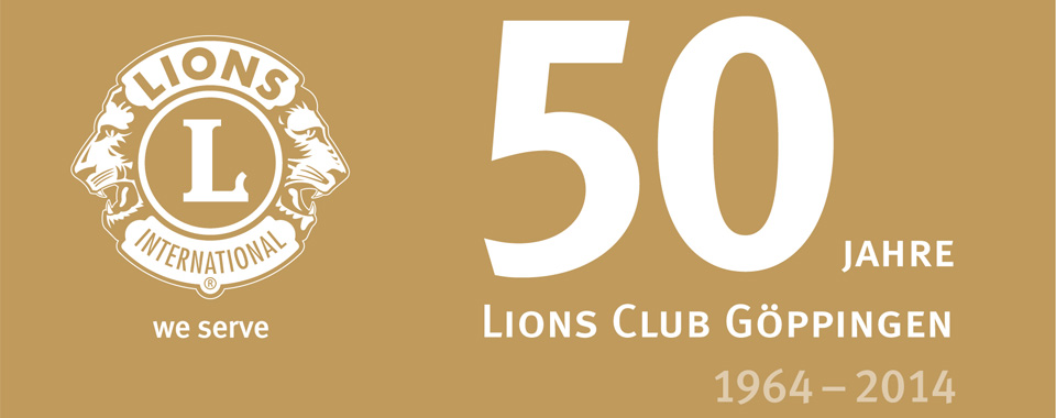 50 Jahre Lions Göppingen